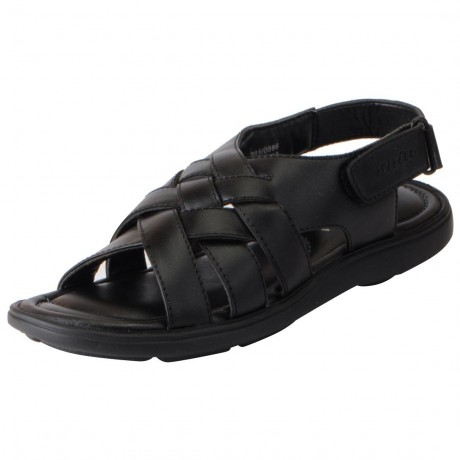 Bata Leather Office sandals for Men