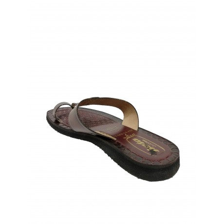 Bata Genuine leather Jubliee ethnic chappal for Men