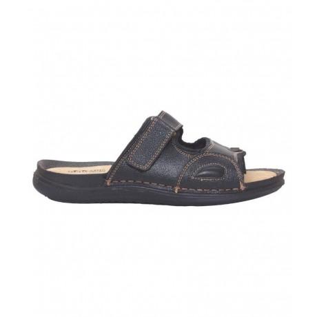 Bata Quadis leather chappals for Men