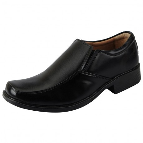 Bata Black Leather Formal shoe for Men