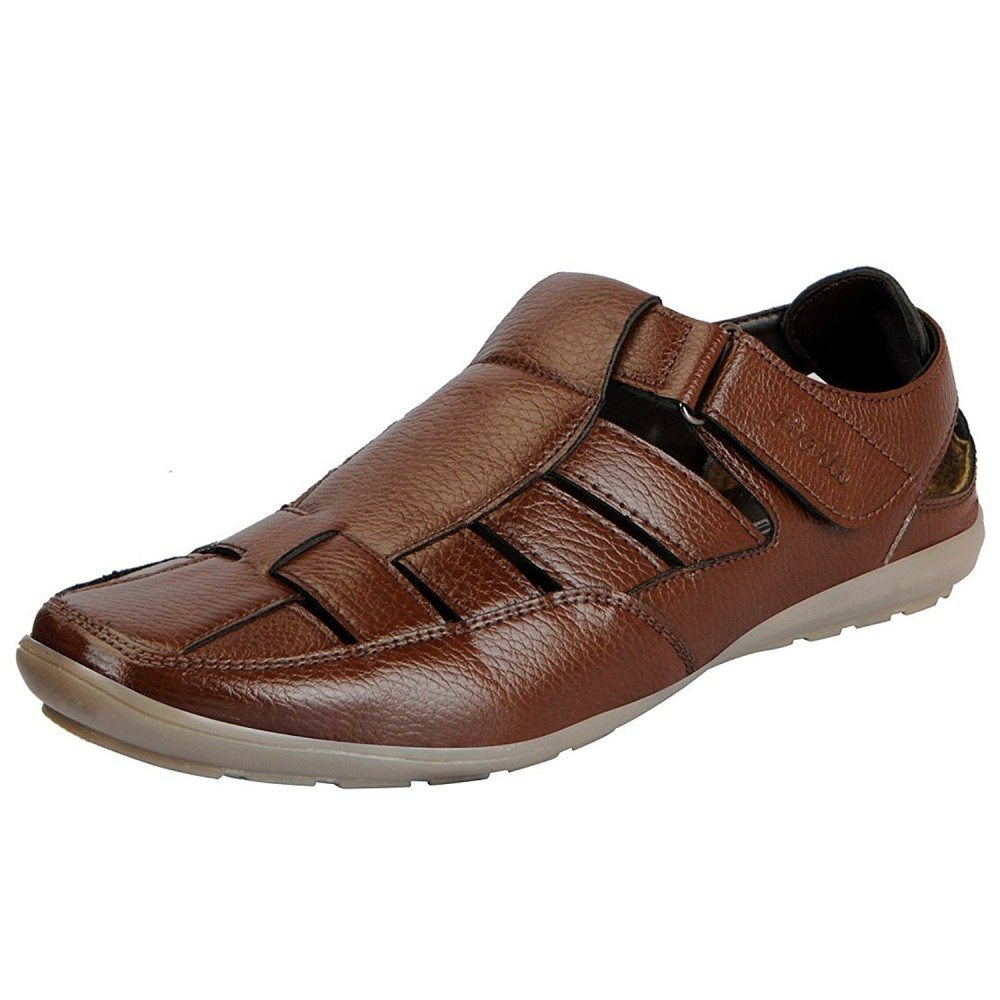 Buy Bata Leather Sandal Online Across India At Low Price