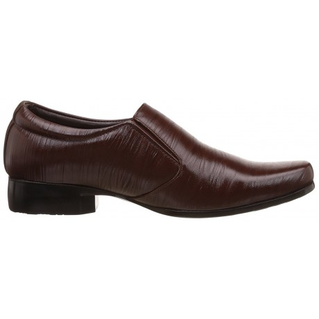 Bata Remo Brwon leather formal shoe for Men