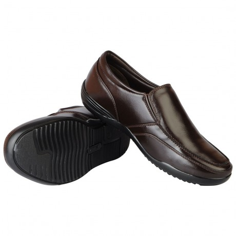 Bata Remo Brown Formal shoe for Men