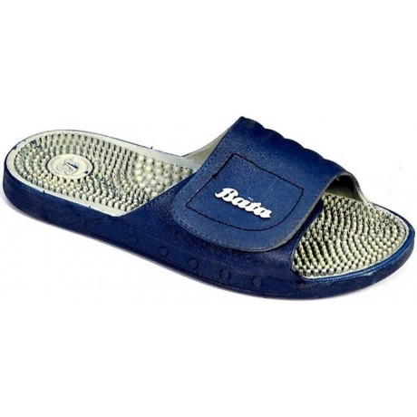 Bata Flip Flop Blue for Men