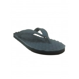 Bata ortho rubber slipper for men Grey