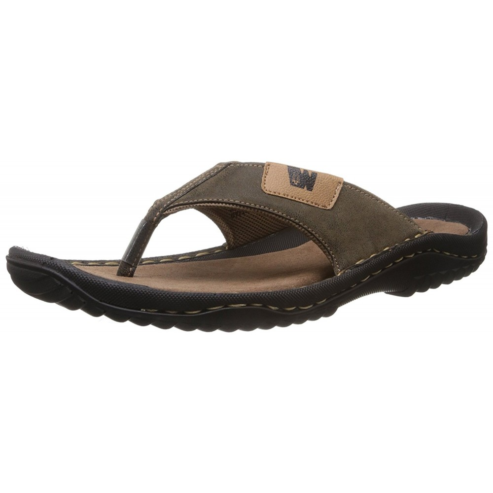 BATA WEINBRENNER BEIGE CHAPPAL FOR MEN
