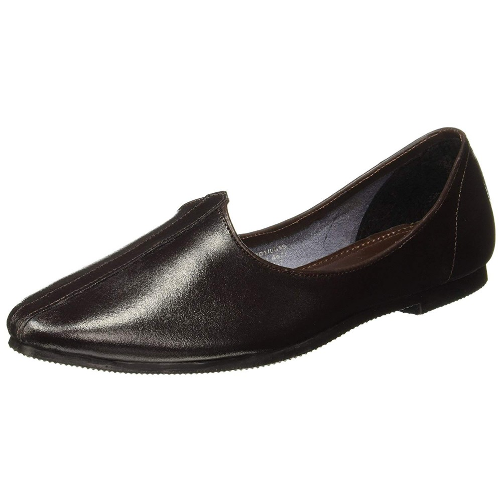 Bata shoes Leather Jalsa Jutti for Men