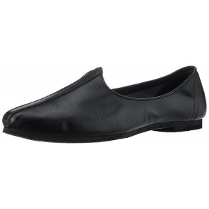 Bata Black Leather Jalsa Jutti s for Men