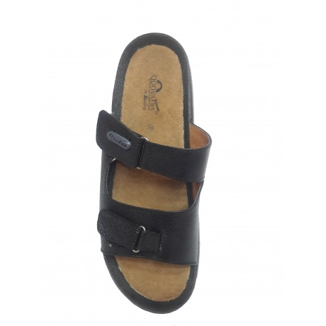 Bata Quadis Leather Chappal