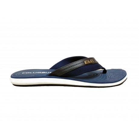 Columbus Blue Sports Slippers for Men
