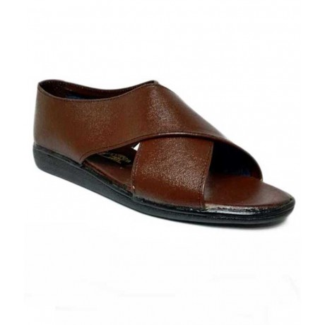 Eagle Leather Sandal for Men