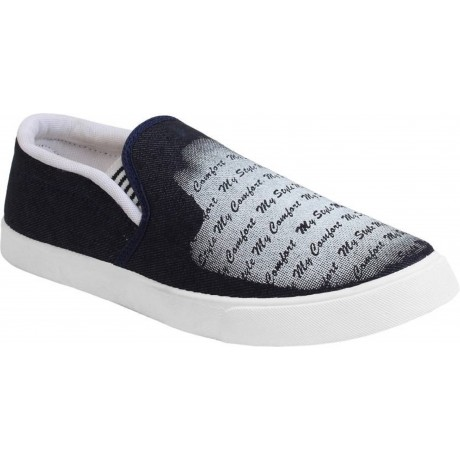 Real Craft Casual Canvas Loafer