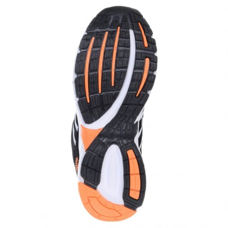 Lancer Black Orange Sports Running shoe for Men