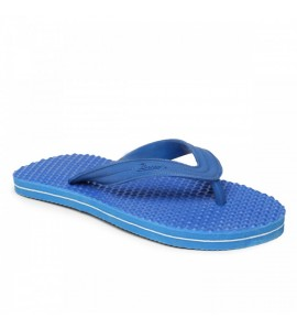 Paragon rubber slipper Accusole Blue