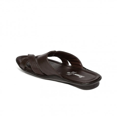 Paragon Leather Slipper for Men