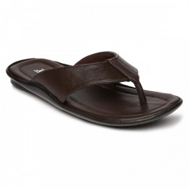 Paragon formal Slippers Brown Leather