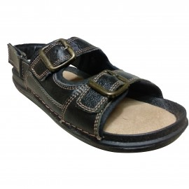 Bata Genuine leather outdoor sandal for Men
