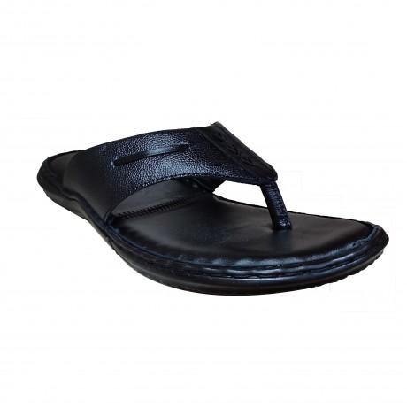 leather slipper Red Carpet for Men