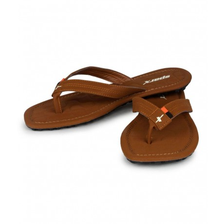 Sparx Tan casual slippers