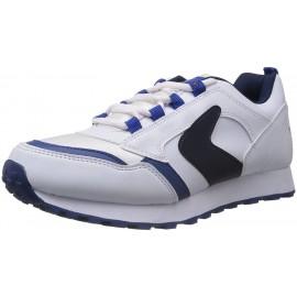 Sparx white Blue Running Shoe