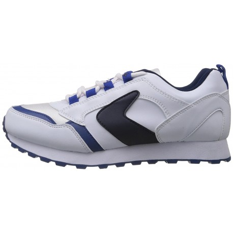 Sparx white Blue Running Shoe