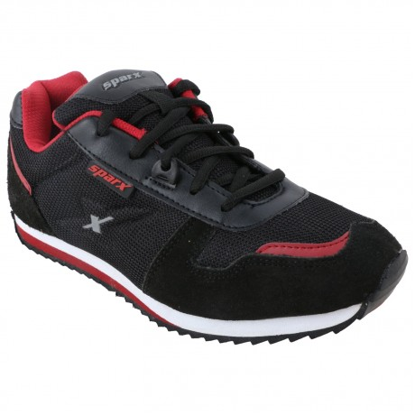 Sparx outdoor Black Red sports shoe