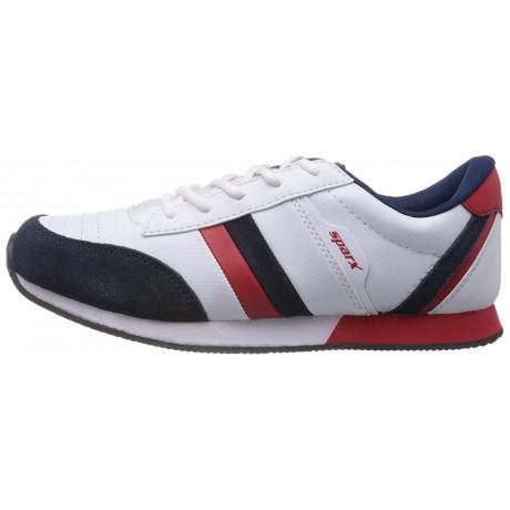 Sparx white Blue Running Shoe SM 139