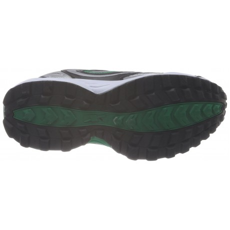 Sparx Black Green sports shoe for Men