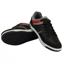 Sparx  Sports Sneakers Black Grey For Men