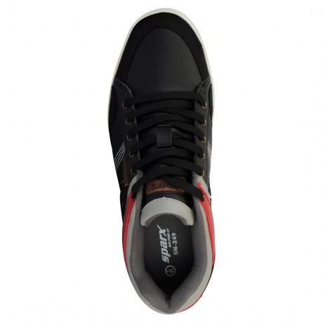 Sparx  Sports Sneakers Black Grey For Men