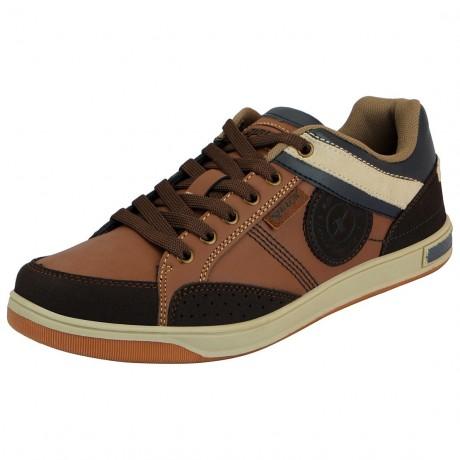 Sparx Causal Sneakers Tan Brown