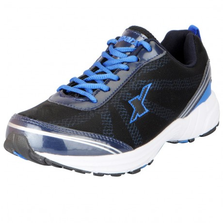 Sparx Black Blue Sports shoe for Men