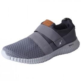 Sparx Grey Mesh Sports shoe for Men