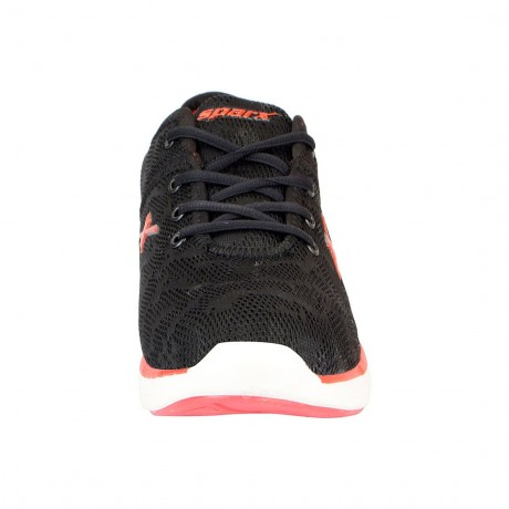 Sparx Mesh Multi sports Black Red shoe for Men