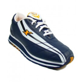 Sparx white Navy Blue Running Shoe