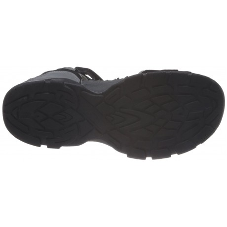 Sparx Black Grey Floaters