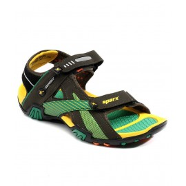 Sparx Olive Green Floater sandal For Men