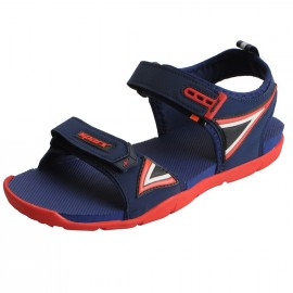 Sparx Blue Red stylish floater for Men