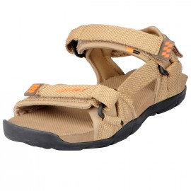 Sparx Camel Ornage Floater Sandal for Men