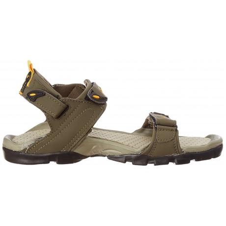 Sparx olive outdoor sandal for Men