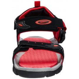 Sparx  sandals for Men SS 502 Black Red