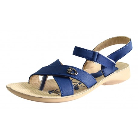 VkC Blue Sandals for women