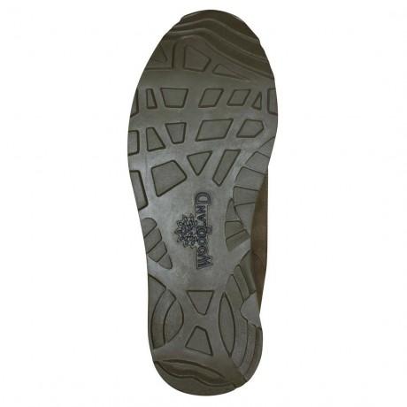 Woodland Olive Green Hiking shoe for Men