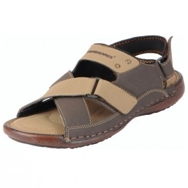 Bata WEINBRENNER Camel Sandal for Men
