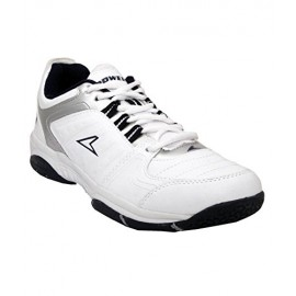 Power white Sports shoe